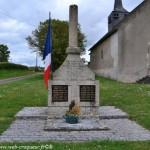 Monument aux Morts Mouron sur Yonne