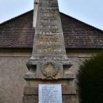 Monument aux Morts de Oizy