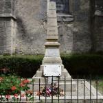 Monument aux Morts de Pousseaux