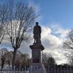 Monument aux Morts de Saint-Saulge un hommage