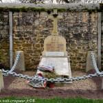 Monument aux Morts de Poiseux