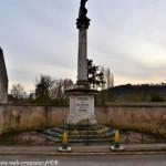 Monument aux Morts de Corvol l'Orgueilleux Nièvre Passion