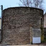 Ancienne tour de Corvol l'Orgueilleux Nièvre Passion