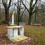 Calvaire Autel de Saint-Bonnot Nièvre Passion