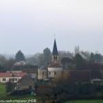 Église de Luthenay Uxeloup