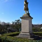 Monument aux morts de Sauvigny les Bois