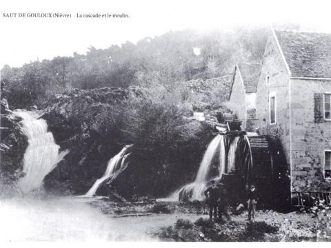 Le Moulin du Gouloux un beau patrimoine