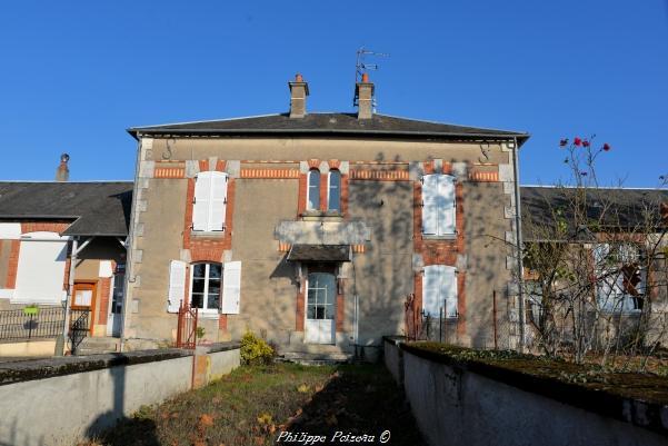 Ancienne école du village d'Anthien