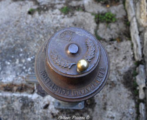 Ancienne pompe à incendie Bayard  Patrimoine