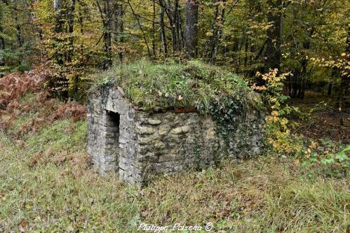 Cabane de cantonnier de la départementale 38