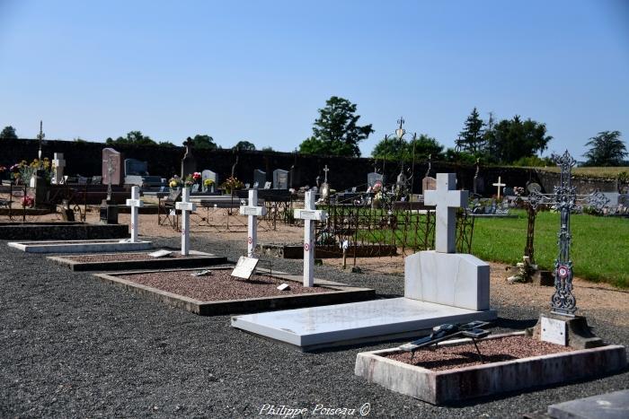 Carré militaire de Millay un beau patrimoine, un bel Hommage.