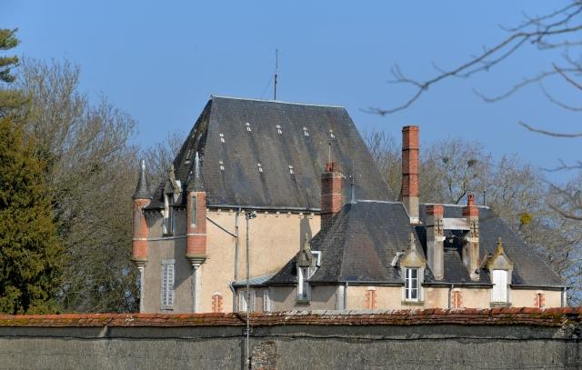 Château au lieu dit Vaux Vivier