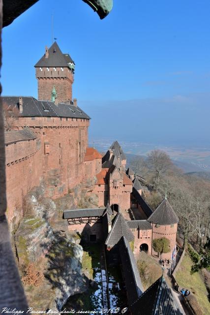 Le château du Haut Kœnigsbourg