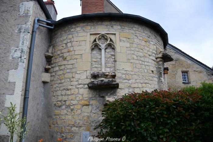 La chapelle Saint-Lazare de Nevers un beau patrimoine.
