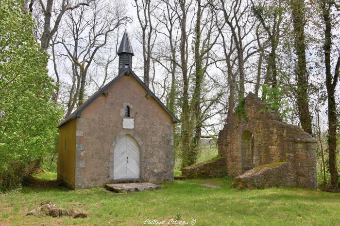 Église Saint Martin au Vieux Dun un beau patrimoine