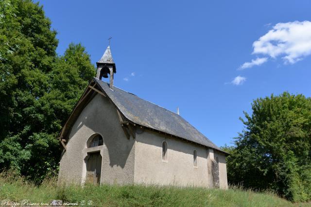 Chapelle de Moulot – Saint-Joseph un patrimoine