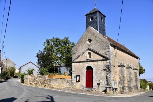 Chapelle de Paroy – Chapelle Sainte Anne un beau patrimoine