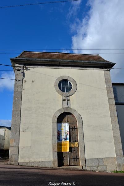 Chapelle de l'Hôpital de Lormes – Hôpital de Lormes