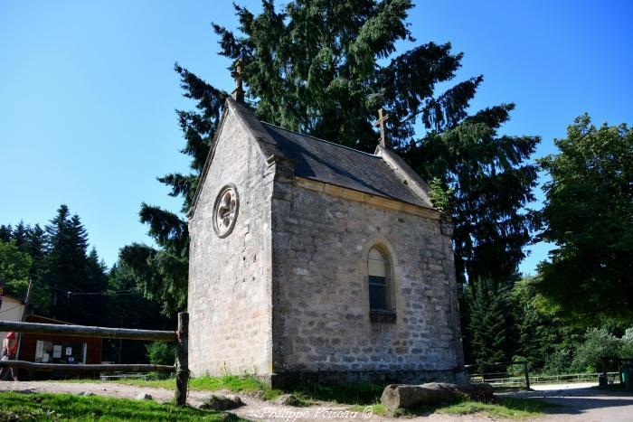 Chapelle du chêne de Château Chinon un beau patrimoine.