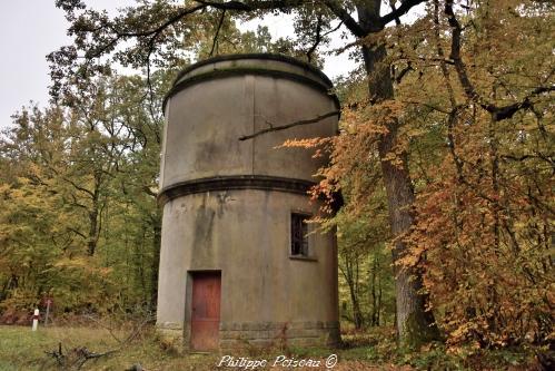 Château d'eau de la Grange Mouton un patrimoine