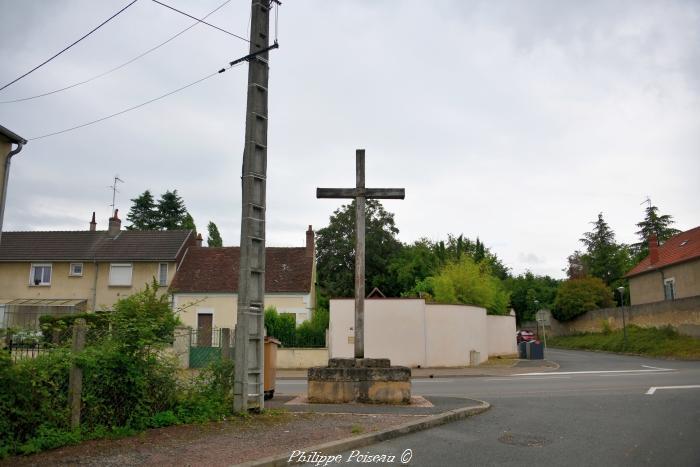 Croix Saint-Lazare du faubourg du Grand Mouësse un beau patrimoine.