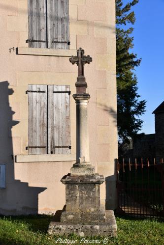Croix de Cuncy Les Varzy – Patrimoine vernaculaire