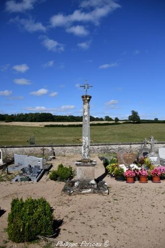 Croix de Frasnay Reugny Nièvre Passion