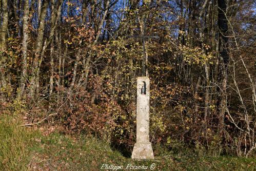 Croix de Mhers – Patrimoine vernaculaire de la commune