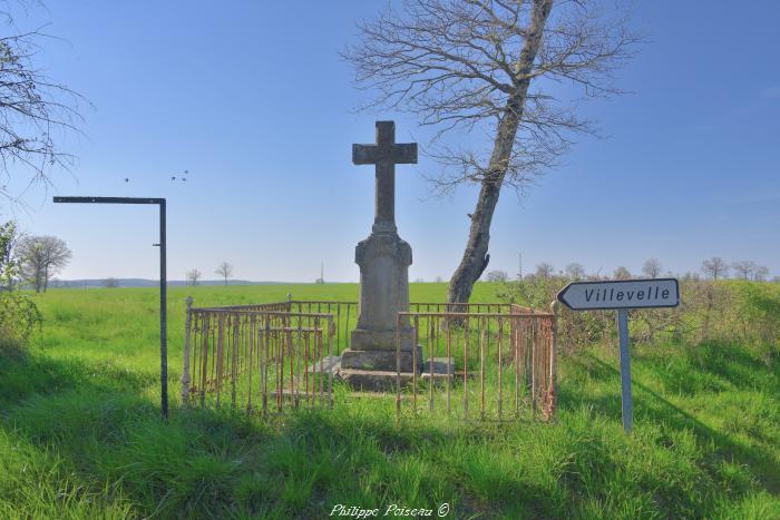 Croix du Crot de l'Ombre un patrimoine