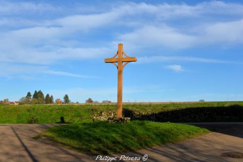 Croix du carrefour de Monberme