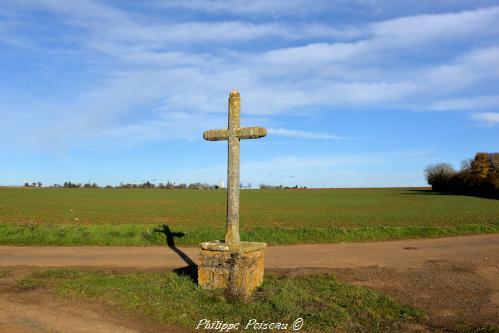 Croix du carrefour de Soffin – Patrimoine vernaculaire