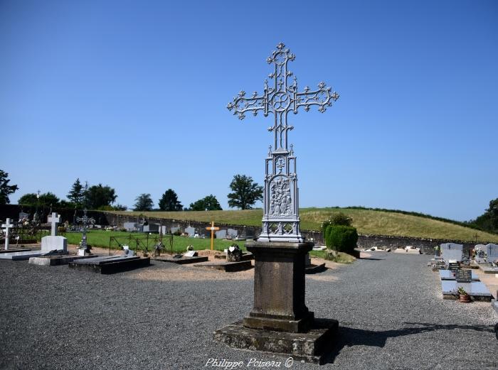 Croix du Cimetière de Millay