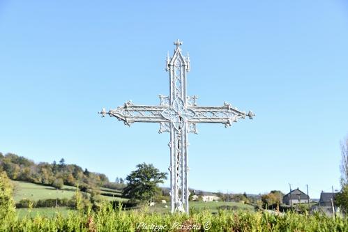 Croix privée d' Onlay – Patrimoine vernaculaire