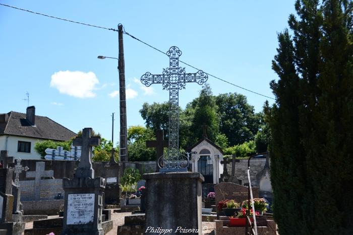 Croix de l'ancien cimetière
