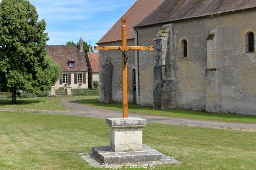 Crucifix de Balleray – Patrimoine vernaculaire