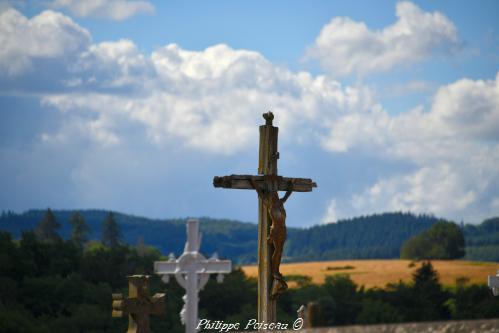 Crucifix de Saint Hilaire en Morvan