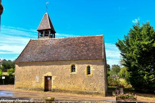 Chapelle de Saligny – Chapelle Saint Roch