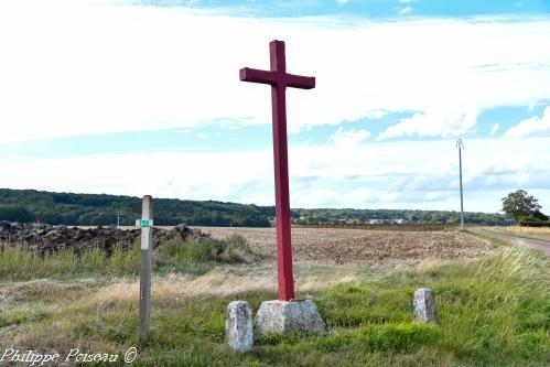 Croix du Hameau de Bidon
