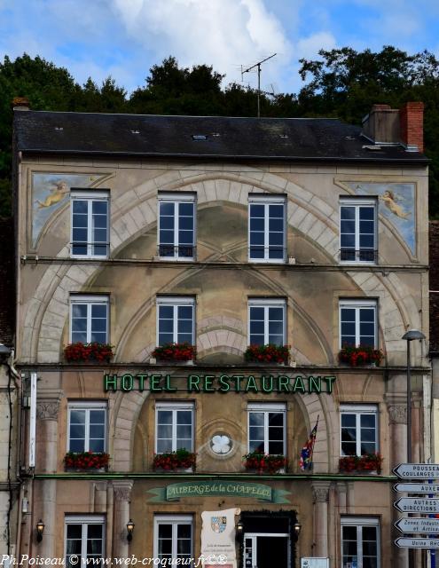 Chapelle notre Dame de Clamecy un beau patrimoine