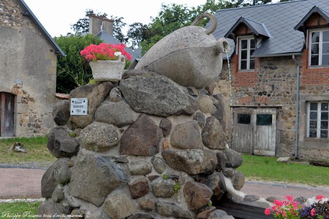 Fontaine de Chiddes