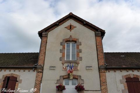 Mairie de Chiddes – Patrimoine vernaculaire de Chiddes