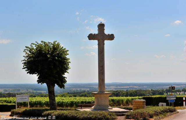 Saint Andelain La croix Nièvre Passion