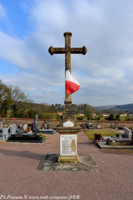 Monument aux morts de Sichamps