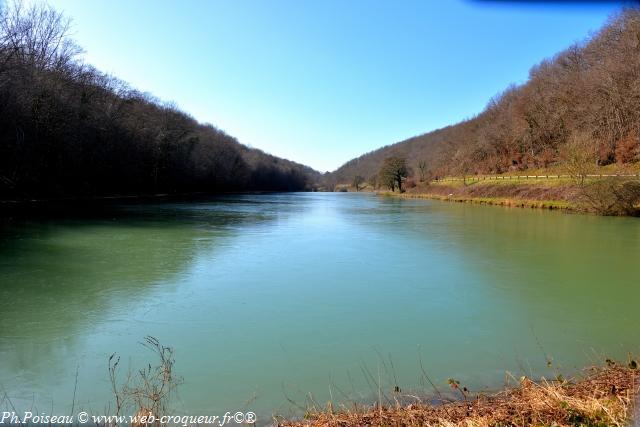 étang du Corvol