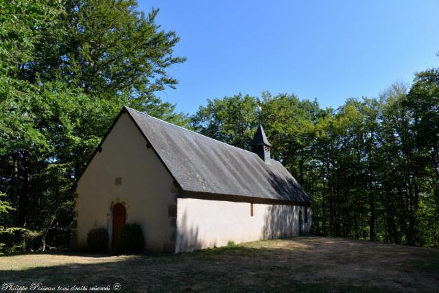 Chapelle de Faubouloin –Notre-Dame-du-Frêne un patrimoine