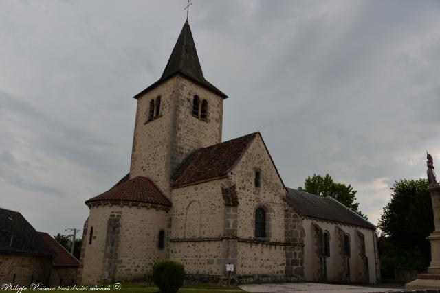 Église de Poil – Église Saint Romain