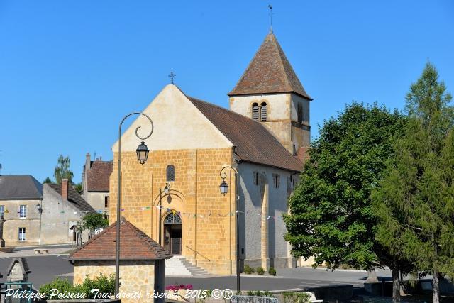 Église de Cercy la Tour