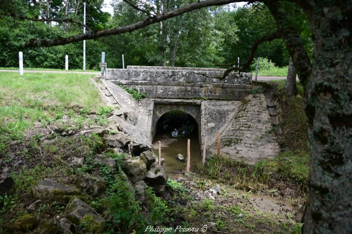 Pont de la Jarnosse un patrimoine.
