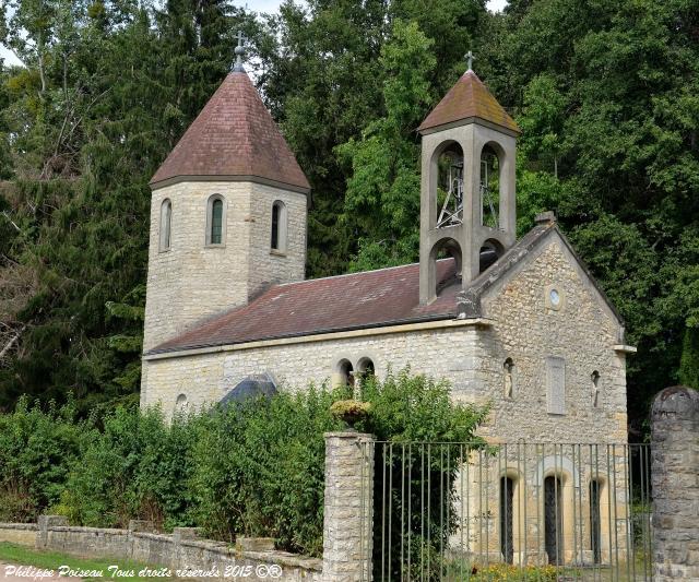 Chapelle Arménienne de Chaulgnes- Chapelle Saint Paul