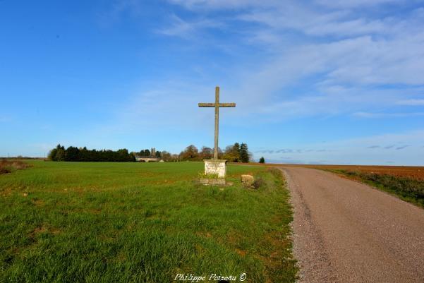 La Croix de mission Arthel - Authiou